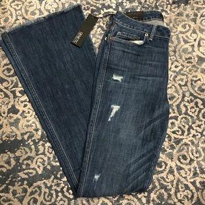New Genetic demin flare jeans!!